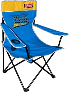 Buy NCAA UCLA Bruins Coleman Folding Chair With Carrying Case by Coleman