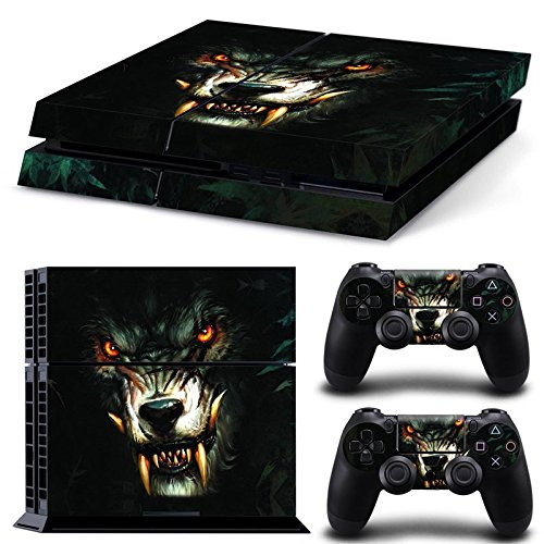 FriendlyTomato PS4 Console And DualShock 4 Controller Skin