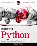img - for Beginning Python: Using Python 2.6 and Python 3.1 book / textbook / text book
