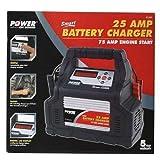 Smart 25 AMP Battery Charger/ 75 AMP Engine Start