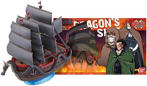 Dragon'S Ship Model Kit: Bandai Hobby X One Piece Grand Ship Collection #09