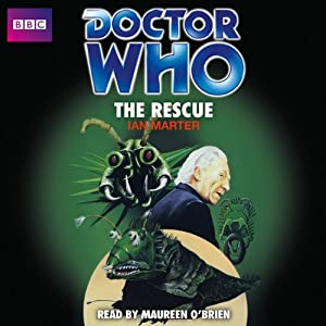 Doctor Who: The Rescue Audiobook