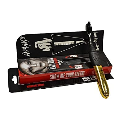 BrushBuddies Lady GaGa Singing Toothbrush featuring: Teeth & Born This Way 1 ea