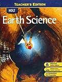 Holt Earth Science: Teacher's Edition (0030366984) by Mead A. Allison
