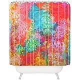 DENY Designs Stephanie Corfee Dappled Light Shower Curtain, 69 by 72-Inch