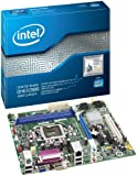 Boxed Intel H61 Micro ATX DDR3 1333 Motherboard (BOXDH61CRB3)