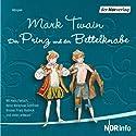 Der Prinz und der Bettelknabe Hörspiel von Mark Twain Gesprochen von: Gottfried Kramer, Hans Paetsch, Michael Harck