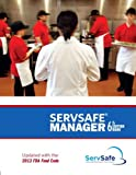 img - for ServSafe Manager Book with Online Exam Voucher, Revised (6th Edition) book / textbook / text book