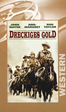 Dreckiges Gold [VHS]