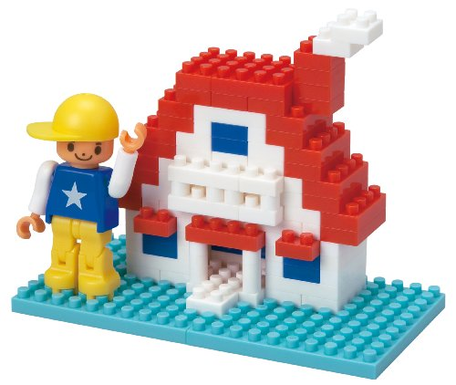 Nanoblock New house ML-029