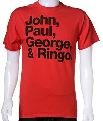The Beatles - John, Paul, George & Ringo, Small