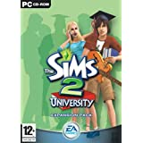 The Sims 2: University Expansion Pack (PC CD)by Electronic Arts