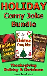 Holiday Bundle of Corny Jokes (holiday corny joke books)