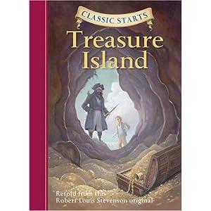 Classic Starts: Treasure Island (Classic Starts Series)