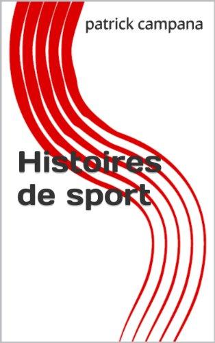 Couverture du livre Histoires de sport