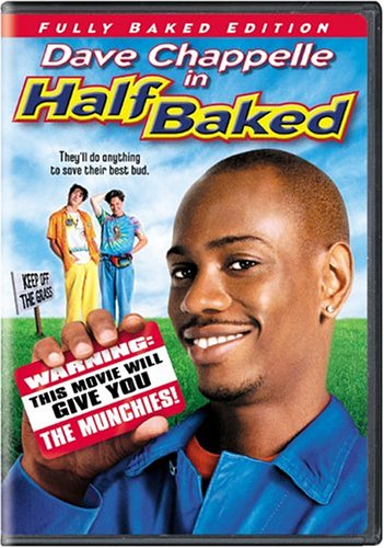 Cover art for  Half Baked (Widescreen Special Edition)