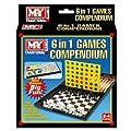 M.Y 6 in 1 Games Compendium