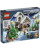 Lego - 10199 - Jeu de Construction - Creator - La Boutique de Jouets d'hiver