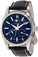 Armand Nicolet Men's 9642B-NR-P961NR2 M02 Classic Automatic Stainless-Steel Watch by Armand Nicolet