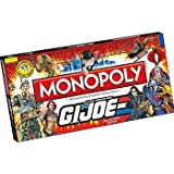 G.I. Joe Collectors Edition Monopoly Game