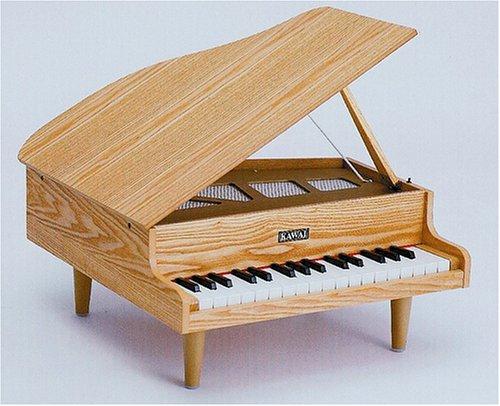 グランドピアノ(木目) 1102-7
