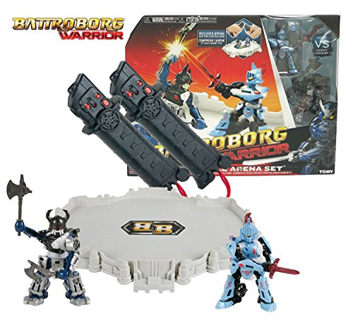 (USA Warehouse) Battroborg Warrior Knight vs Viking Battle Arena. Robot Action Fighting Game NEWITEM#NO: 43E8E-UFE6 C2A7915