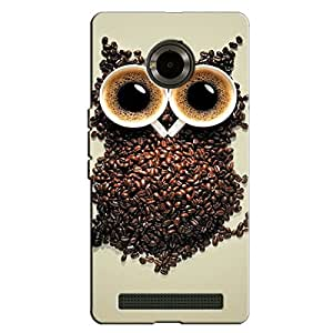 OWL COFFEE BACK COVER FOR YU YUNIQUE