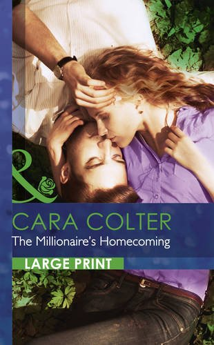 The Millionaire's Homecoming (Mills & Boon Largeprint Romance)