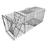 Tomahawk Tomahawk Original Series Rigid Trap for Raccoons/Feral Cats/Badgers