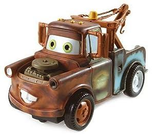 Amazon.com: Cars R/C Super Tow Mater: Toys & Games