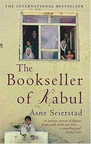 Bookseller of Kabul, ASNE SEIERSTAD