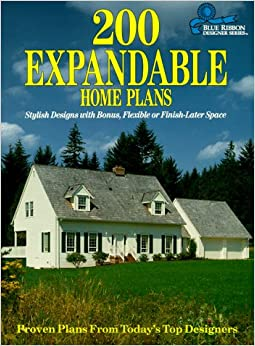 200 expandable home plans stylish designs with bonus for Expandable home designs