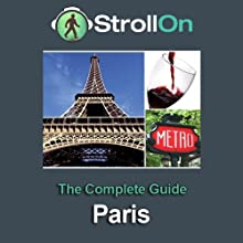 Strollon: The Complete Paris Guide (       UNABRIDGED)  Narrated by Tyler Butterworth, Janet Dibley