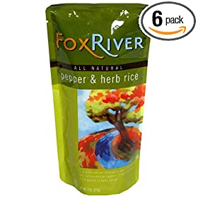 Save $10 on Select Fox River Rice Products