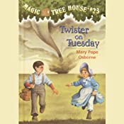 Magic Tree House, Book 23: Twister on Tuesday | Mary Pope Osborne