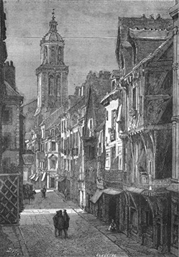 maine-loire-angers-leglise-de-triniterue-beaurepaire-1880-old-antique-vintage-print-art-picture-prin