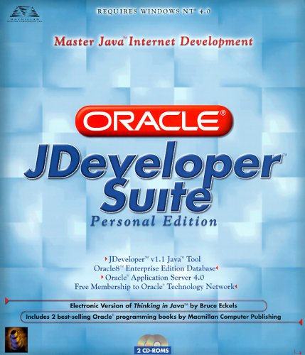 Oracle JDeveloper Suite Personal Edition V 1.1 Java Tool