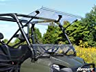 Polaris Ranger 800 XP 800XP Scratch Resistant Flip Up Out Windshield