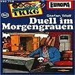 Tkkg  40-Duell im Morgengrau [Musikkassette]