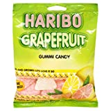 Haribo Gummi Candy, Grapefruit, 5.29 Ounce Bag (Pack of 12)
