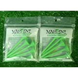 "MARTINI 3 1/4"" GREEN GOLF TEES - 2 PACKS"