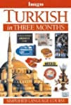 Turkish in Three Months (Hugo's simpl...