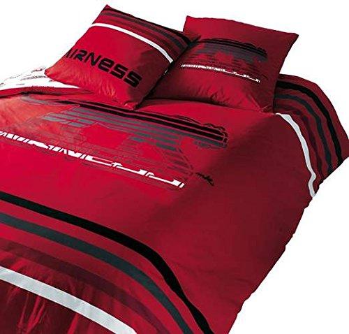 Parure da letto con copripiumino airness-t140 x 200 cm