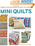 Mini Quilts: Fun patterns to quilt in...