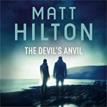 The Devil's Anvil: Joe Hunter, Book 10 Audiobook by Matt Hilton Narrated by Peter Noble