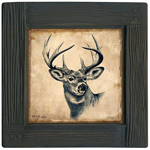 thirstystone ambiance coaster set deer multicolored sale