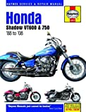 Mike Stubblefield Honda Shadow VT600 and 750: '88 to '08 (Haynes Service and Repair Manuals)