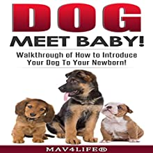 Dog Meet Baby!: Walkthrough of How to Introduce Your Dog to Your Newborn! Audiobook by  Mav4Life Narrated by Millian Quinteros