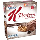 Special K Protein Meal Bar, Double Chocolate, 6-Count Bars (Pack of 3)
