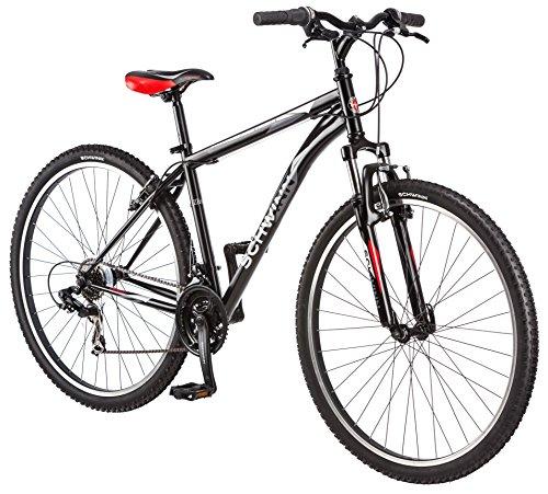 Schwinn Derailleur Parts : Schwinn high timber mountain bicycle matte black inch